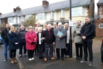 Cllr Birdi with residents on Brackenhurst Road