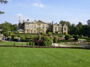 Coombe Abbey Hotel (stock photo taken before social distancing)